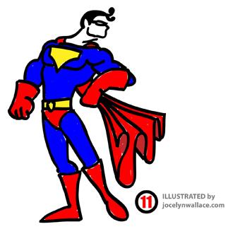 Superhero-by JocelynWallace
