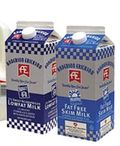 Ae milk cartons