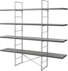 Ikea shelving crop