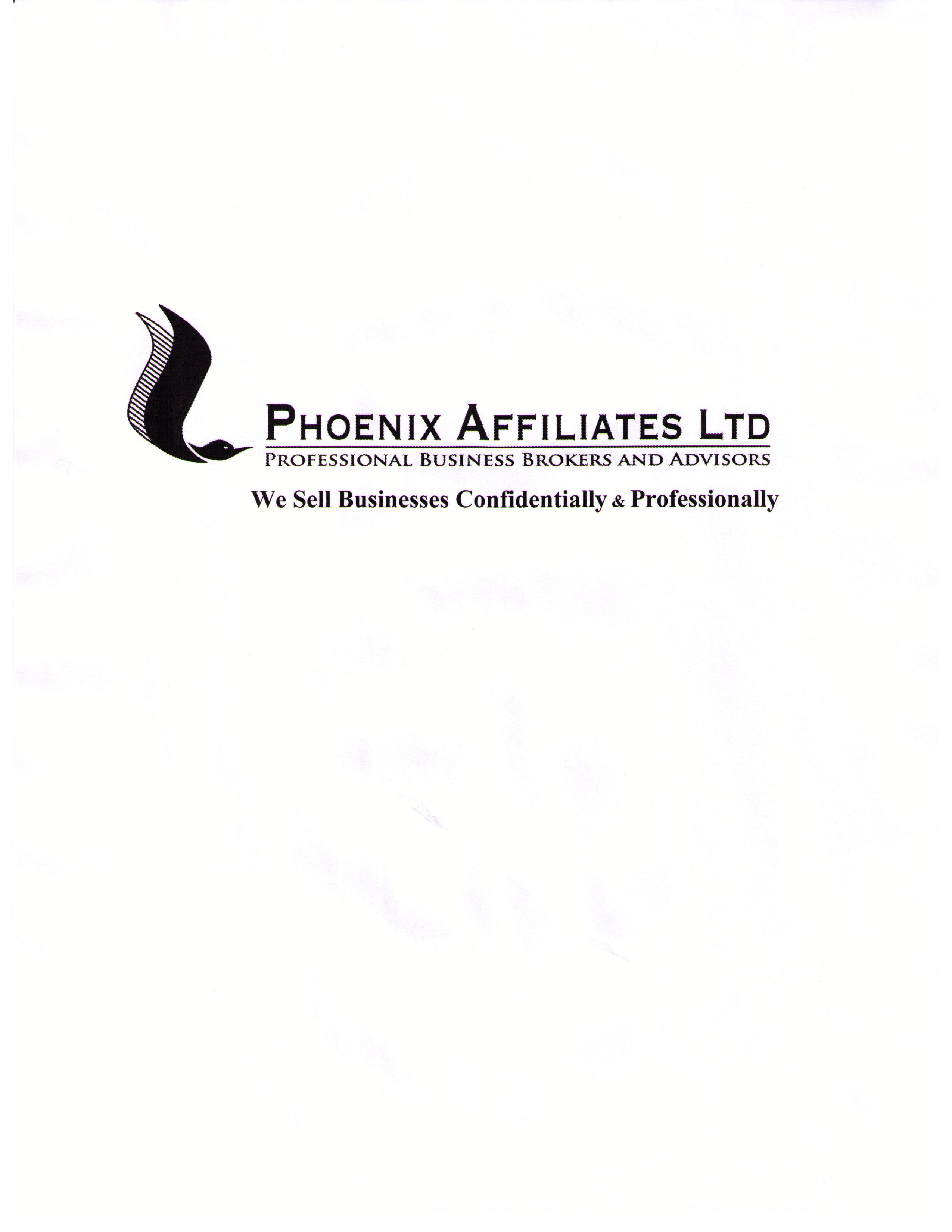 Iowabiz buyingselling a business phoenix logo falaconquin