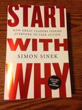 Start W Why - Sinek