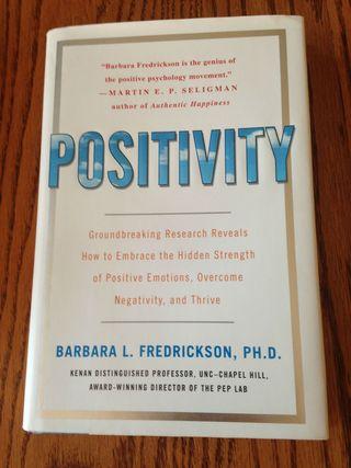 Fredrickson - Positivity book