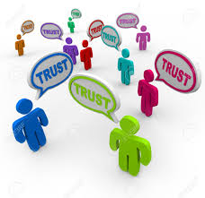 Trust and people image for Iowa Biz blog
