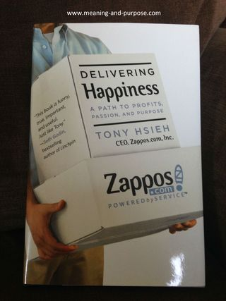 Book - Hsieh - Delivering Happiness w website